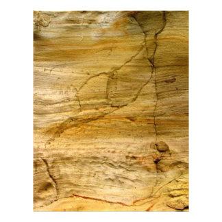 Stone Cracked 21.5 Cm X 28 Cm Flyer