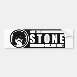 Stone Crew Bumper Sticker