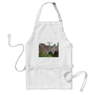 Stone culvert standard apron