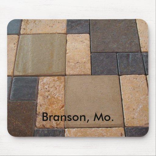 Stone Design Branson, Mo. Mousepad