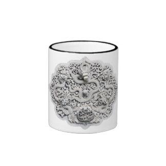 Stone Dragon Ringer Mug