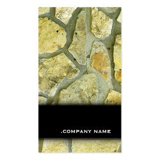 Stone • Elegant Business Card