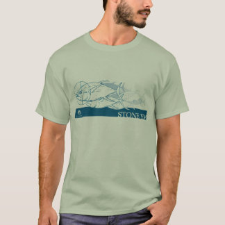 STONE 'EM - Tuna spear fish T-Shirt