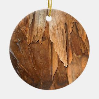 Stone Fold Elegance Christmas Ornament