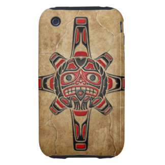 Stone Haida Sun Mask Tough iPhone 3 Covers