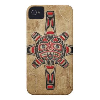 Stone Haida Sun Mask Case-Mate iPhone 4 Case
