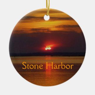 Stone Harbor Ornament