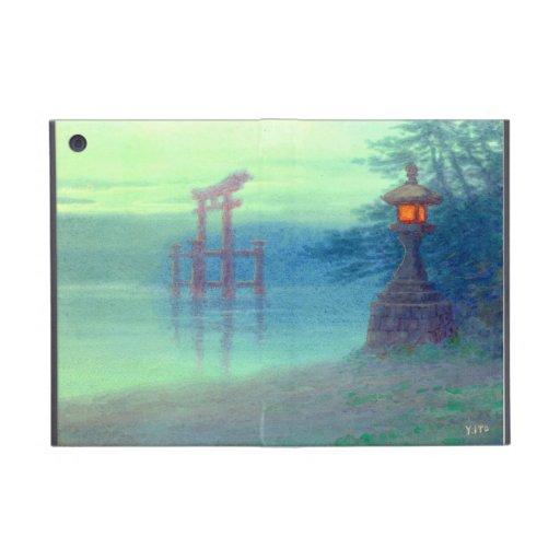Stone Lantern 1880 iPad Mini Cases