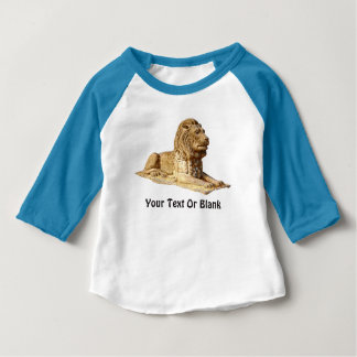 Stone Lion Baby T-Shirt