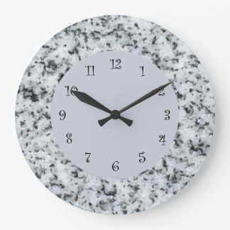 Stone Look Kitchen Wallclock