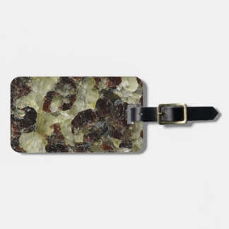 Stone Luggage Tag