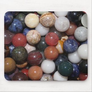 Stone Marbles Mouse Pad