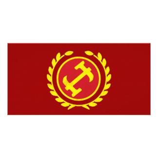 Stone Mason Logo Picture Card
