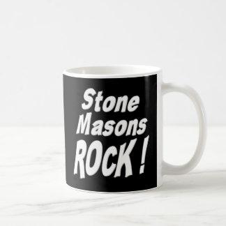 Stone Masons Rock! Mug
