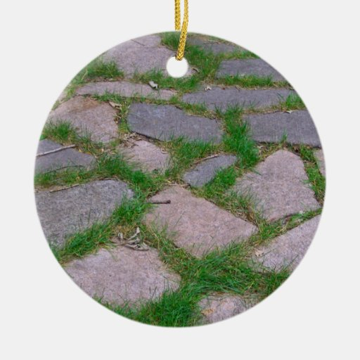 Stone mosaic patio stones pretty natural pattern christmas