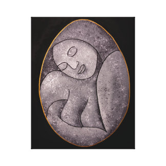 Stone Mother Canvas Print