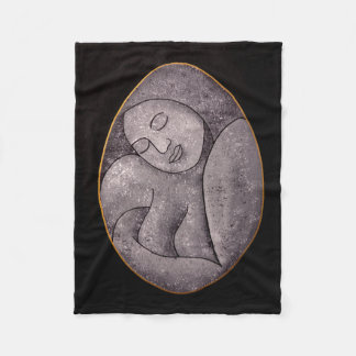 Stone Mother Fleece Blanket