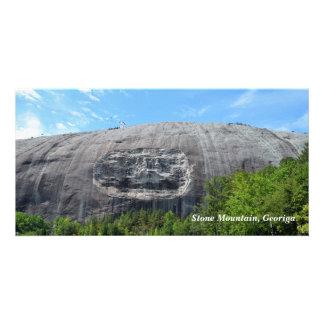 Stone Mountain Georgia Park Memorial Card