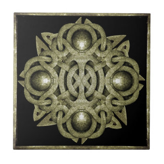 Stone Mystic Symbol Tile