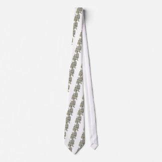 Stone Mythical Beast Tie