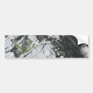 Stone optics bumper sticker