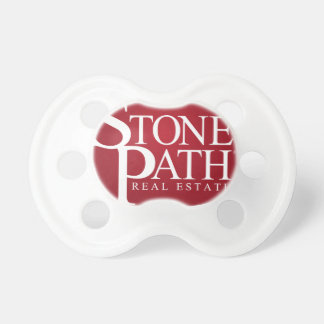 Stone Path Real Estate Apperal Baby Pacifier
