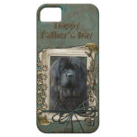 Stone_Paws_Newfoundland Case For The iPhone 5
