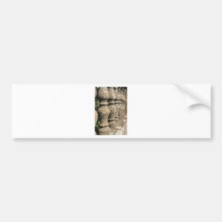 stone pillars bumper sticker