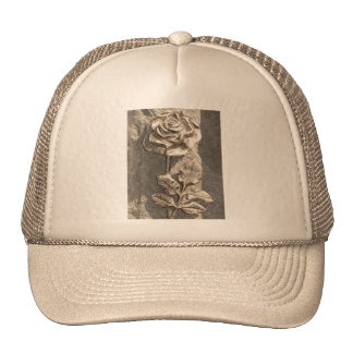 Stone Rose Trucker Hat