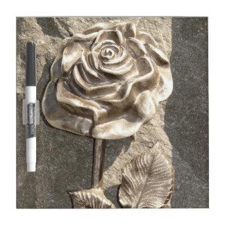 Stone Rose Dry Erase Board