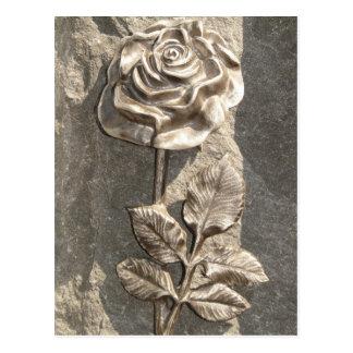 Stone Rose Postcard