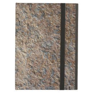 Stone Slate Rock Texture iPad Folio Cases