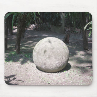 Stone Sphere Mousepads