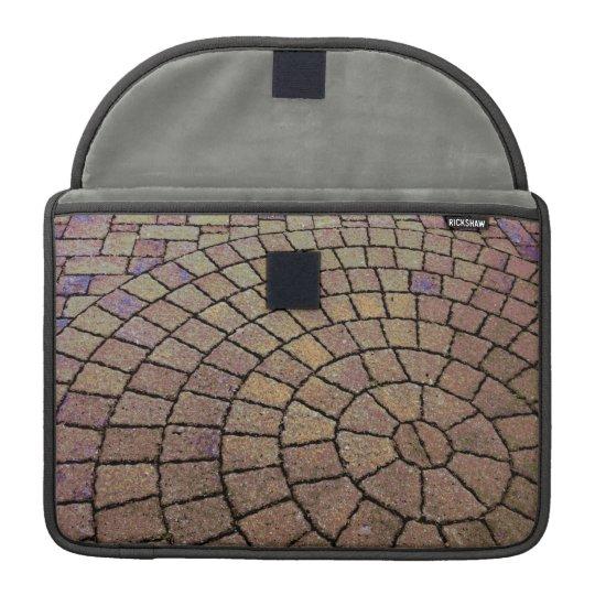 Stone Spiral MacBook Sleeve Sleeves For MacBook Pro
