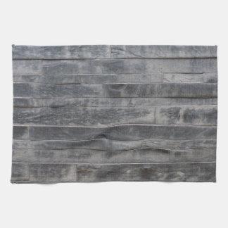 Stone structure tea towel