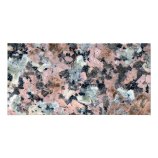 Stone Texture: Dark Granite Photo Cards