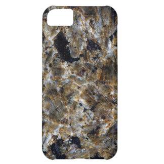 Stone Texture: Green Granite iPhone 5C Case
