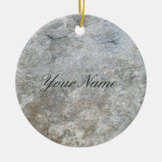 Stone Texture Ornament