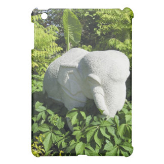 Stone Thai Elephant iPad Mini Case