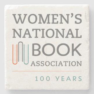 Stone Tile Coaster WNBA 100 years logo