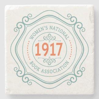Stone Tile Coaster WNBA 1917 crest Logo