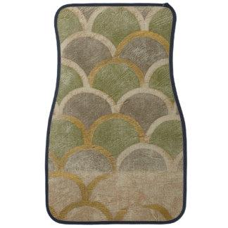 Stone Tile Design by Chariklia Zarris Car Mat