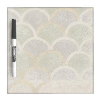 Stone Tile Design by Chariklia Zarris Dry Erase Board
