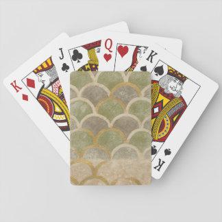 Stone Tile Design by Chariklia Zarris Poker Deck