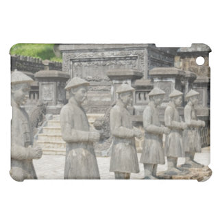 Stone Tomb Statues iPad Mini Case