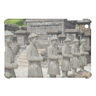 Stone Tomb Statues iPad Mini Case