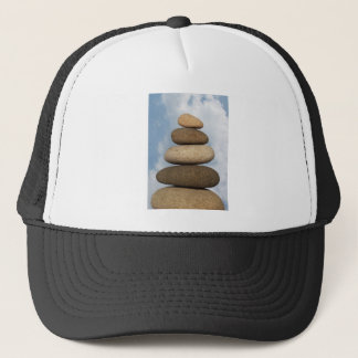 Stone Tower Trucker Hat