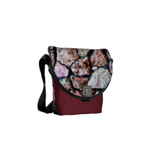 Stone wall 1 courier bag
