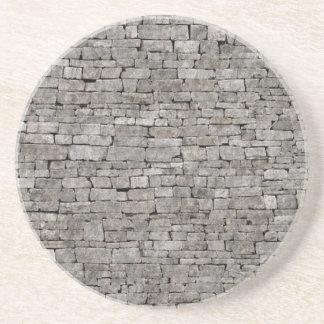 Stone Wall Beverage Coaster