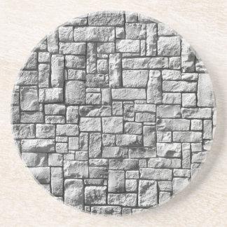 Stone Wall Coaster